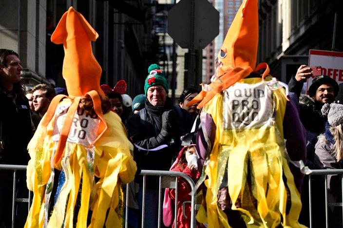 MUMMERS parade 14