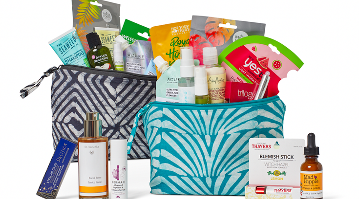 2020 Beauty Bags at Whole Foods Market