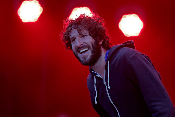 Dave TV show Lil Dicky