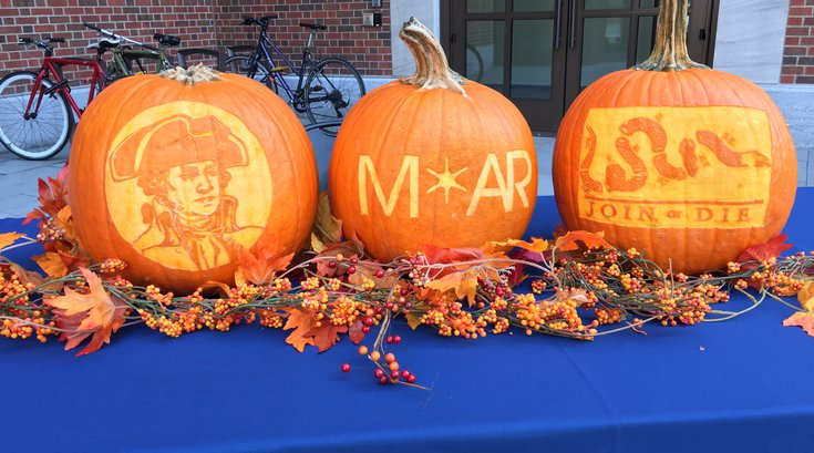 Halloween at the Museum of the American Revolution