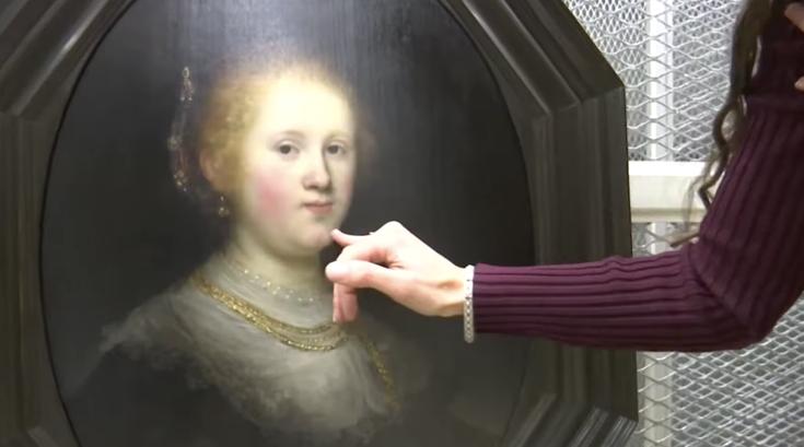 Rembrandt Allentown Art Museum