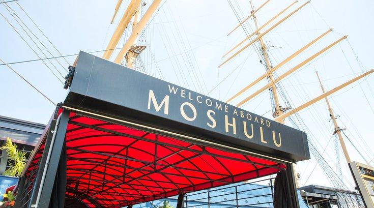 Gatsby Gala aboard the Moshulu