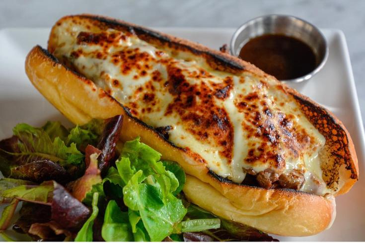 Fond cheesesteak pop-up