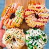 Poke Burri Sushi Donut