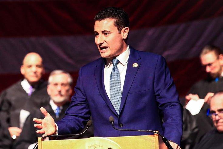 Joe Gale Pa Governor