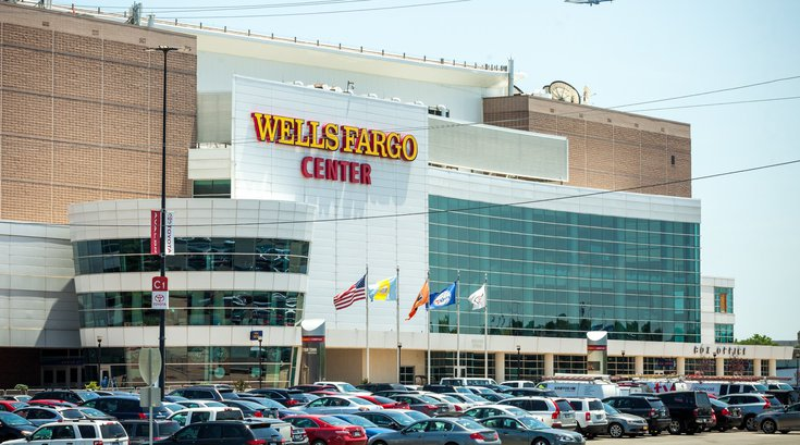 Philly Tailgate Games at Wells Fargo Center