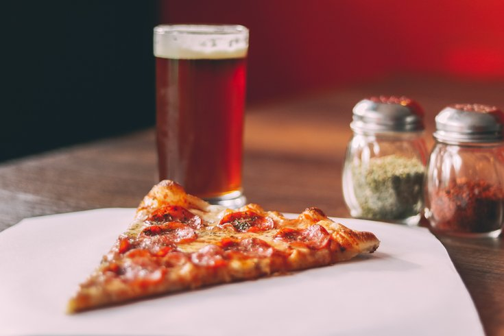 beer and pizza deal at The Common