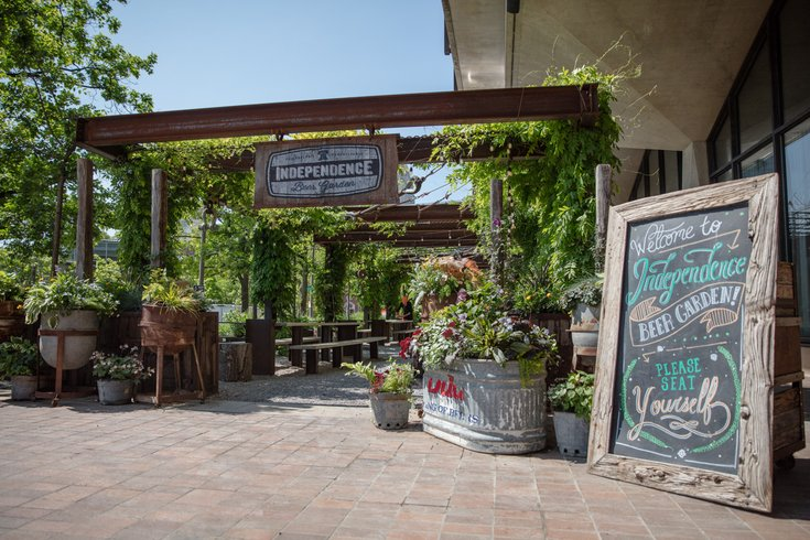 Independence Beer Garden opening date
