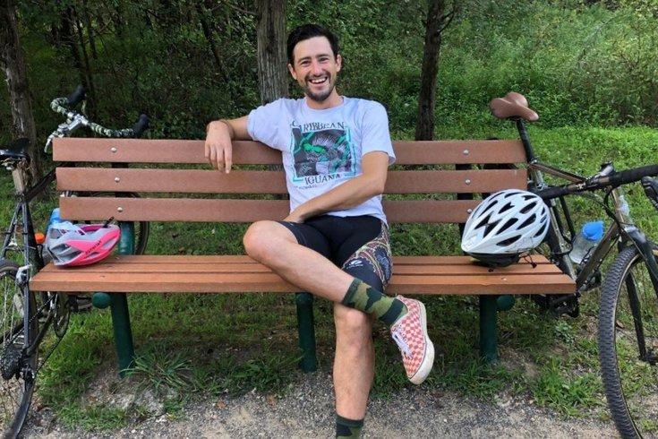 Memorial ride for William Lindsay