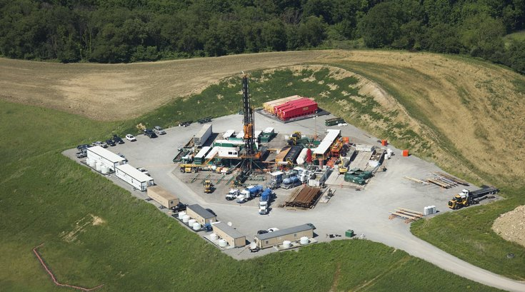 fracking pennsylvania natural gas