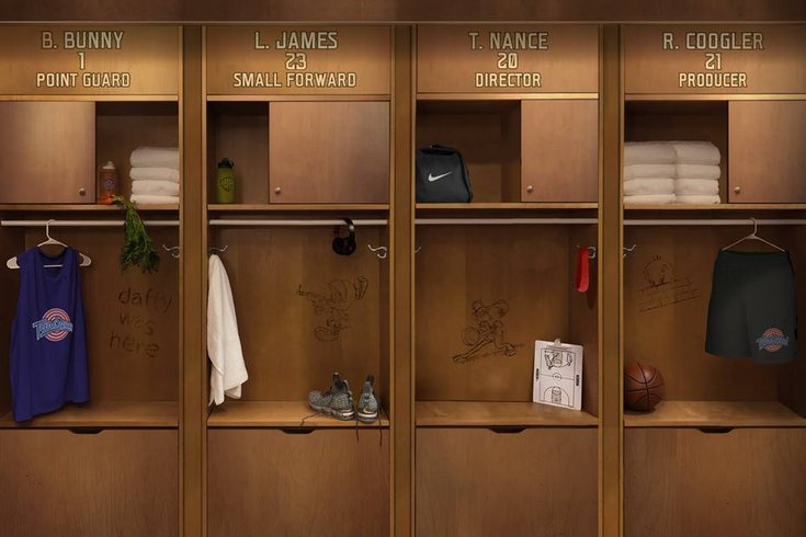 'Space Jam 2' announces premiere date