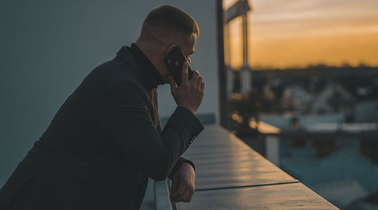 Phone Calls Loneliness Depression
