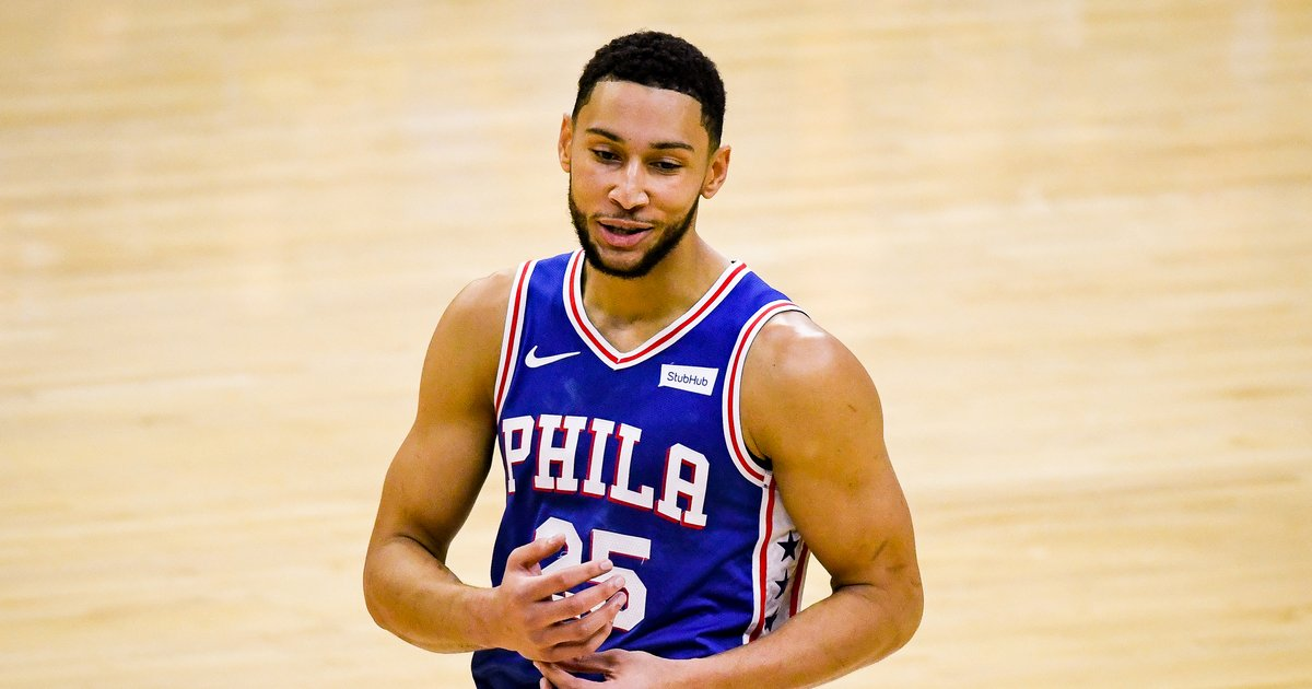 Ben Simmons talks accountability, Sixers' lack of focus, and whether he'll shoot in 2021