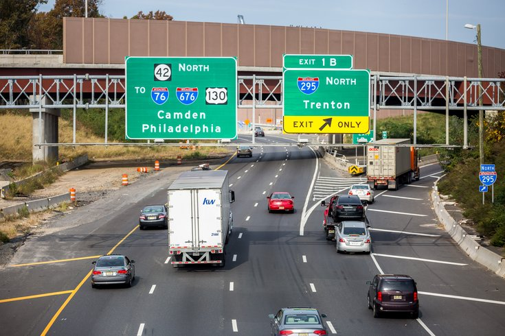 New Jersey's highways ranked worst in the U S  | PhillyVoice