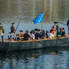 Christmas Day reenactment Washington Crossing Historic Park