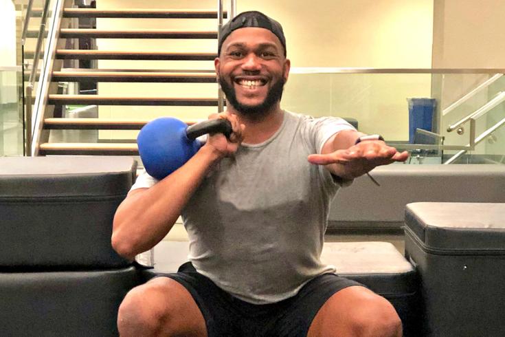 Festive Fitness workout