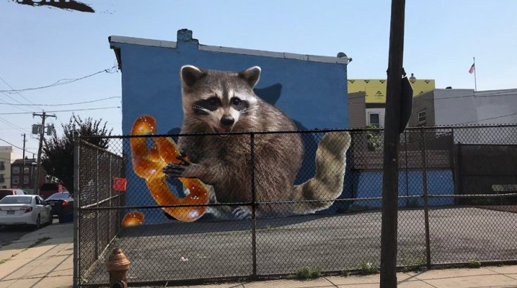Port_Richmond_Raccoon_Mural