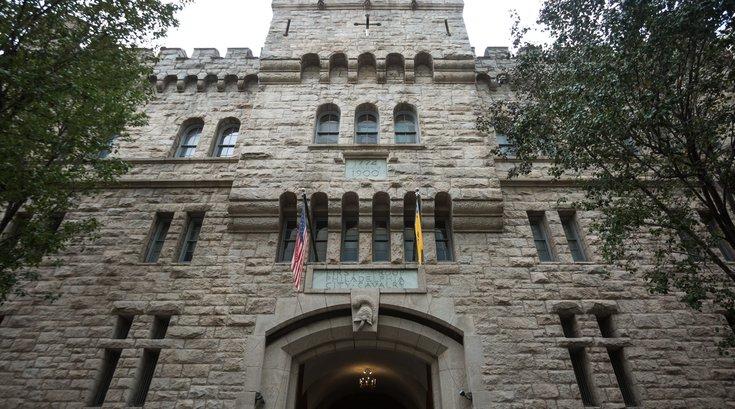 Carroll - The 23rd Street Armory in Philadelphia