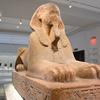 Penn Museum sphinx gallery