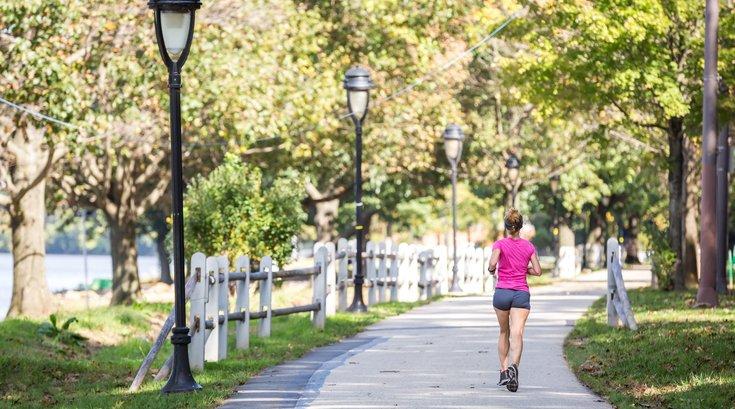 Back on My Feet 5-Miler springtime race