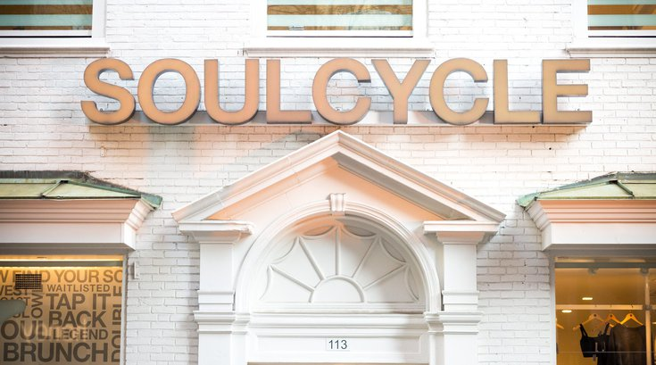 SoulCycle outdoor classes
