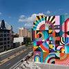 Mural walking tour