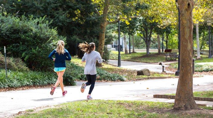 Carroll - Running in Philadelphia