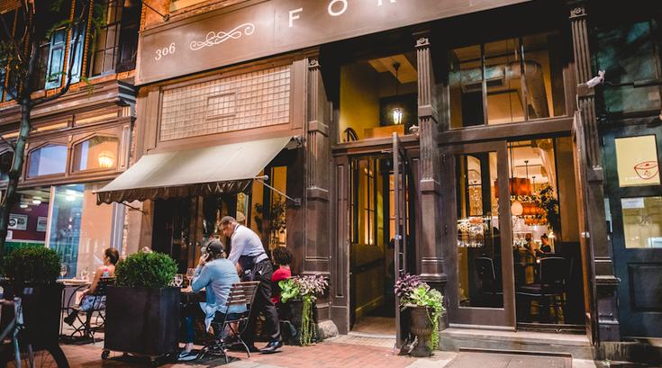 Dinner by women-led restaurants Philly