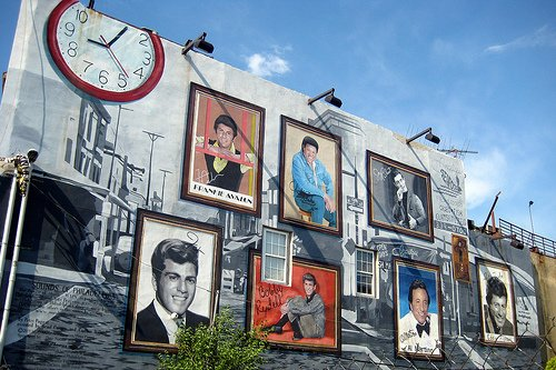 South Philly Celebrities Mural