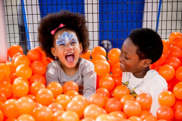 Kids At Play Indoor Playground