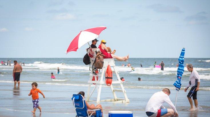 Carroll - Wildwood Beach Lifeguards