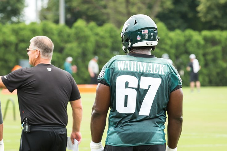 Carroll - Eagles Stock Chance Warmack