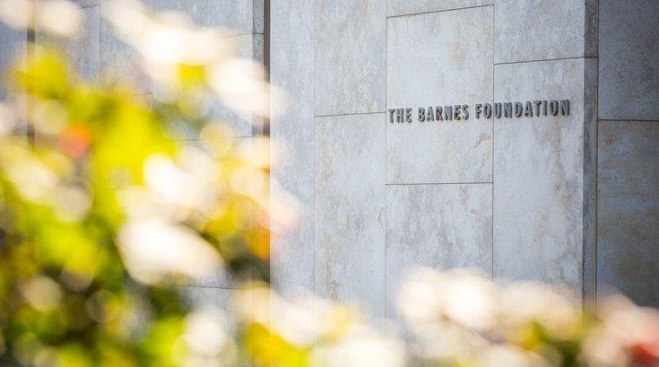 Barnes Foundation masks