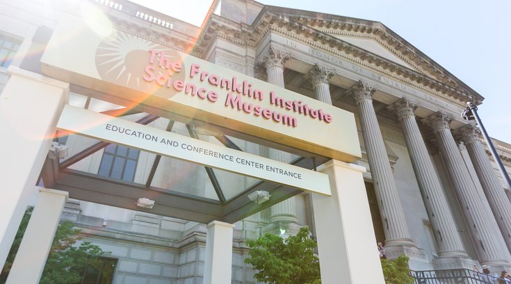 Franklin Institute family-friendly Pride Day