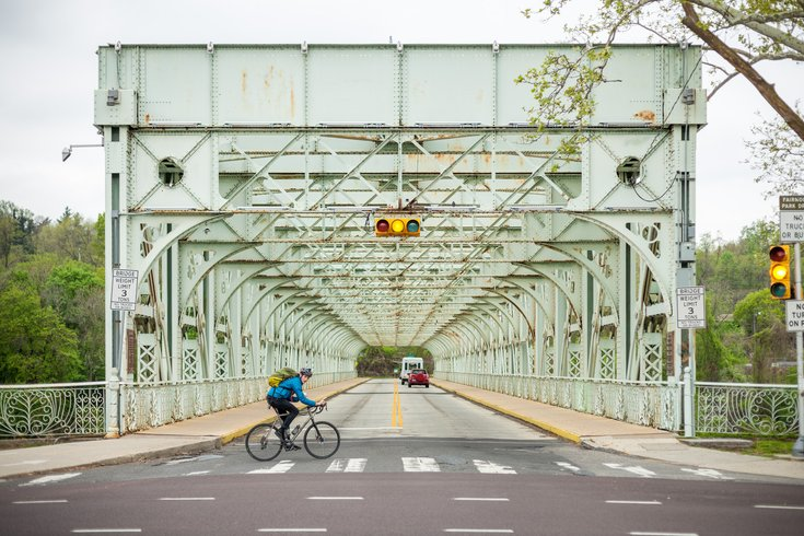 IBXStock_Carroll - East Falls Bridge Schuylkill River Trail