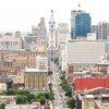 Carroll - City Hall, Broad Street and the Philadelphia Skyline