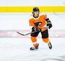 Carroll - Philadelphia Flyers Travis Konecny