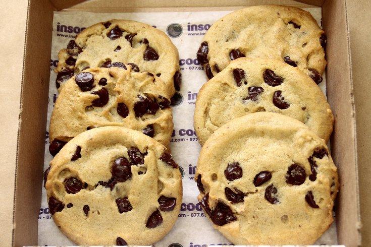 Insomnia Cookies Halloween