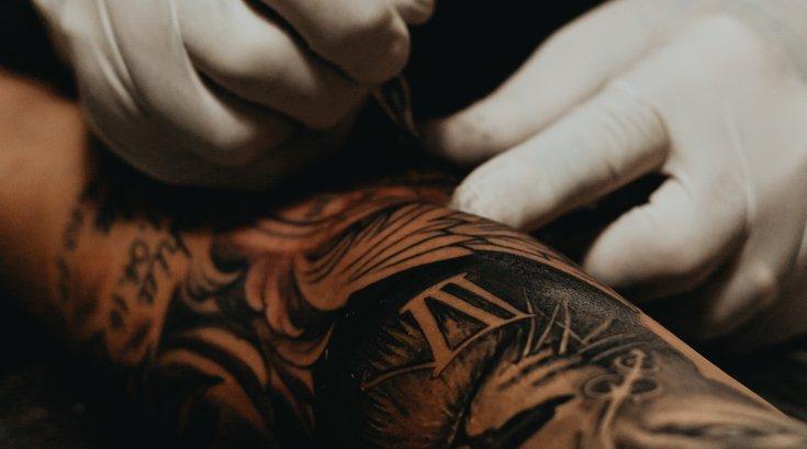 Tattoo Beach Bash