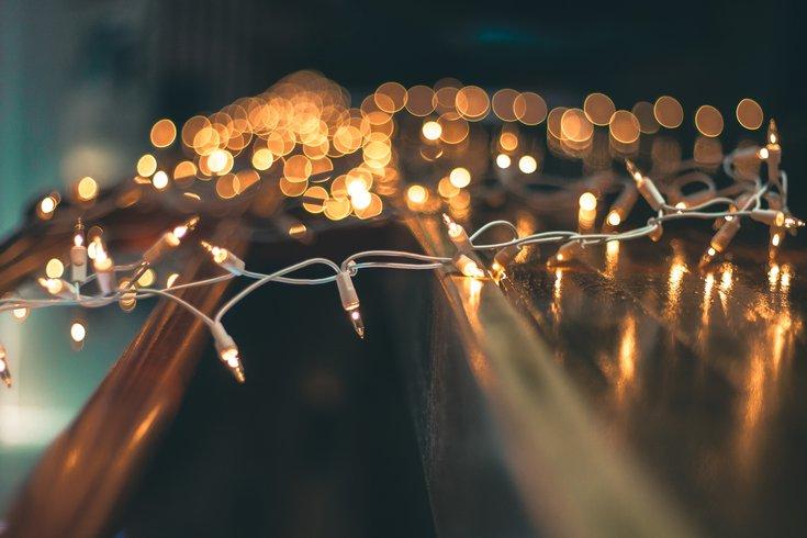Drive-Through Holiday Lights