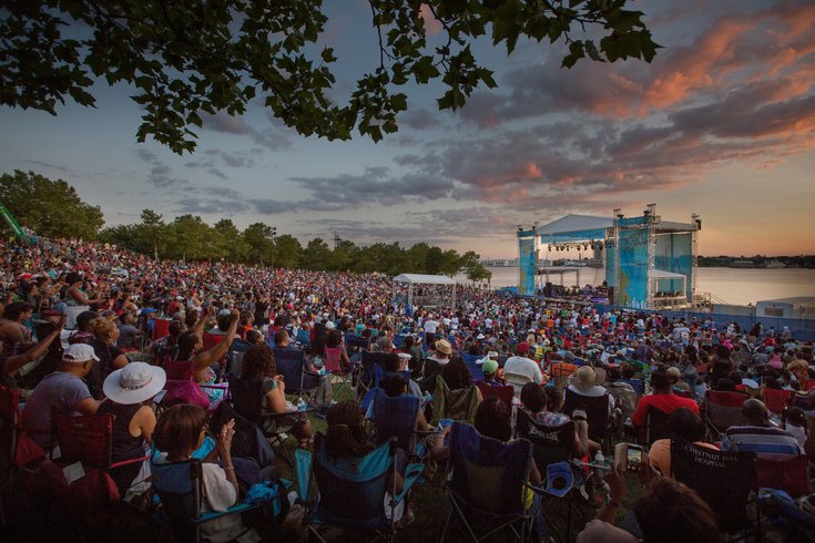 Camden County - Concert