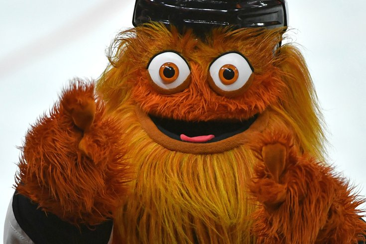 Gritty 5K to take place week of Flyers home opener