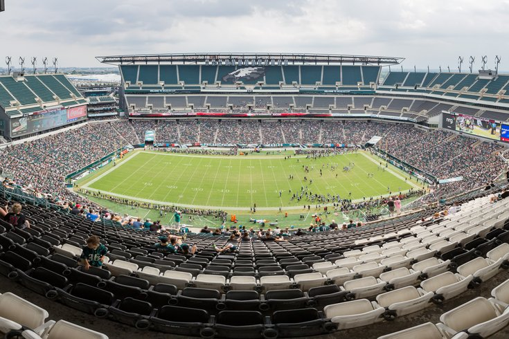 Carroll - Lincoln Financial Field Panoramic