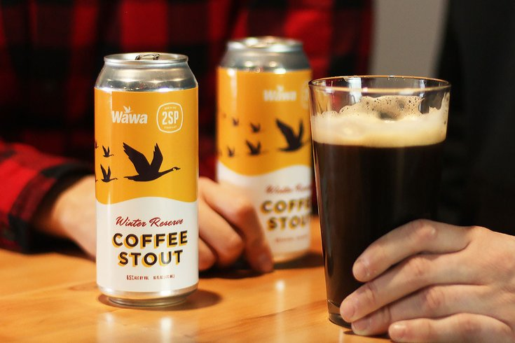 2SP Wawa coffee stout collab