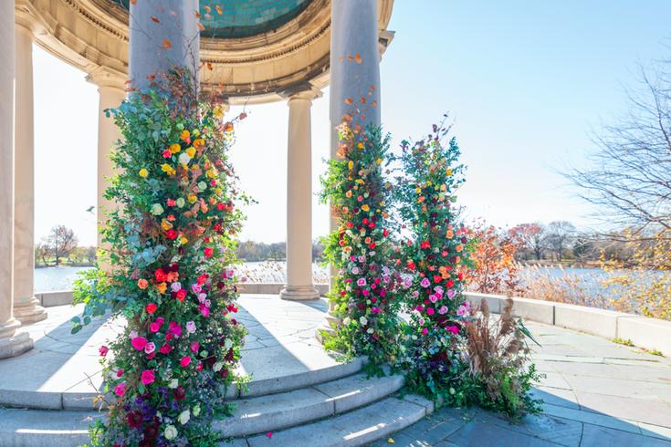 Flower Show at FDR Park
