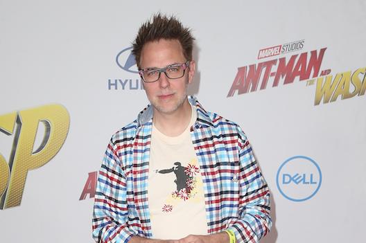 Disney brings back James Gunn for 'Guardians of the Galaxy 3'