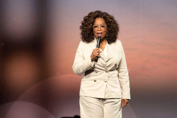 Oprah Winfrey COVID-19 Apple TV