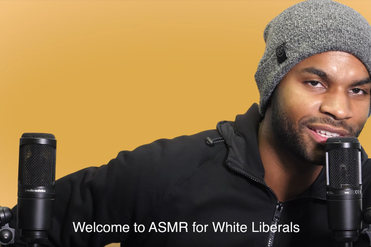 ASMR for White Liberals