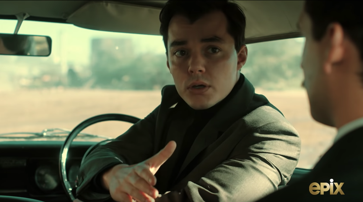 The 'Batman'-prequel teaser trailer for 'Pennyworth' is here