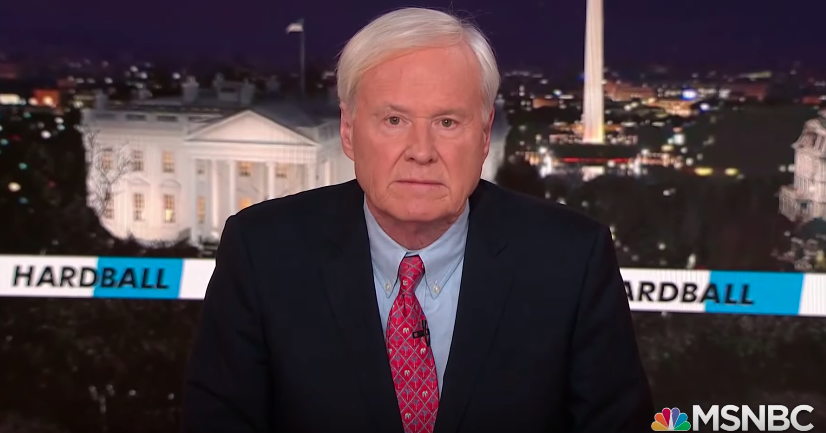 Philly native Chris Matthews resigns from 'Hardball' following sexual ...